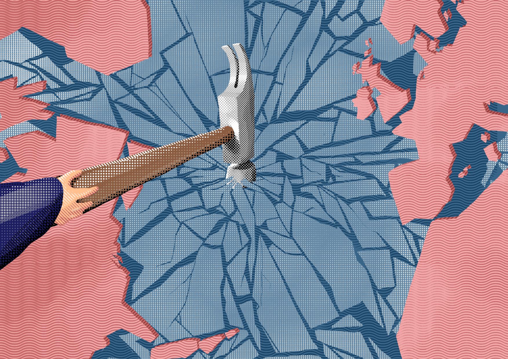 Illustration /  Eddie Stok  for AWE