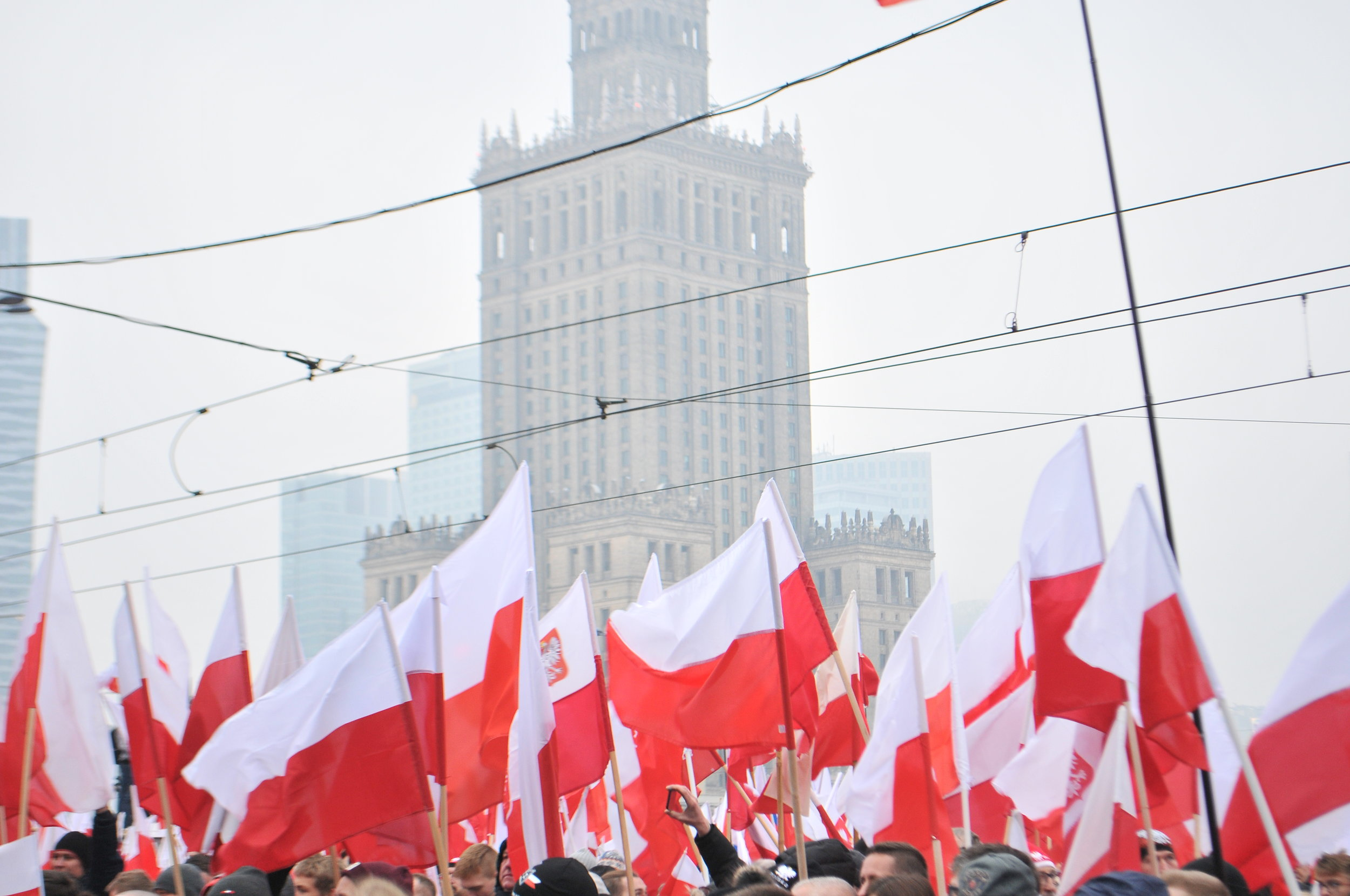100 Years of Nationalism in Poland - Christina Desylla—Poland