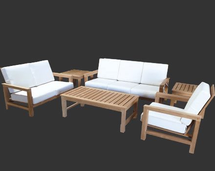 Seating Collection/Teak Warehouse