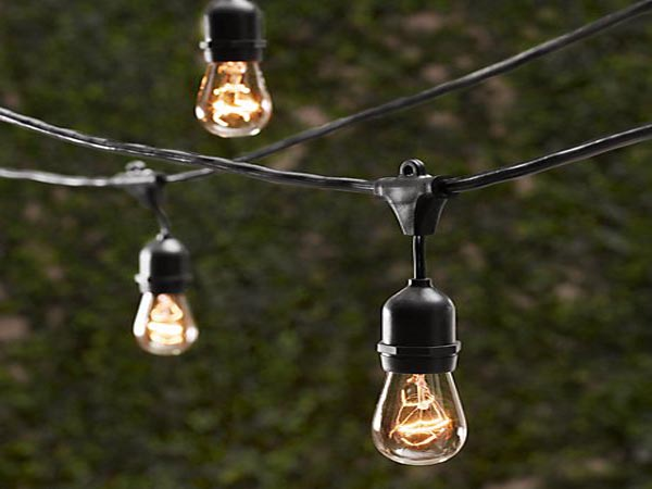 String Lights /Restoration Hardware