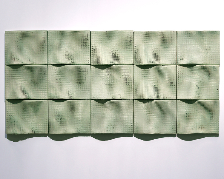 Scott Daniels Wave Tiles
