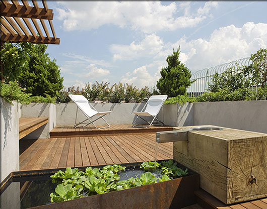 Terrace Look