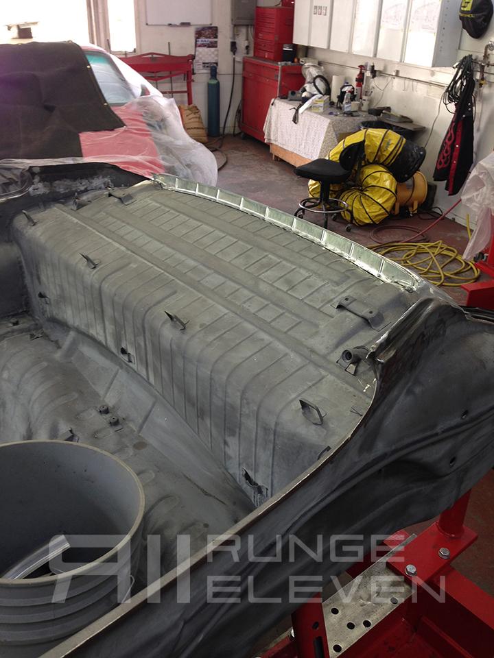 Porsche 911 Runge Coachwork Celette bodywork 24.JPG