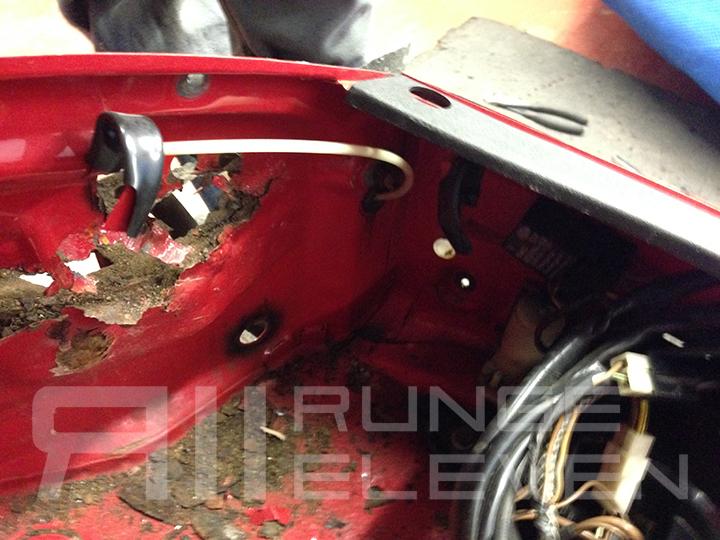 Porsche 911 Runge Coachwork Celette bodywork 20.JPG