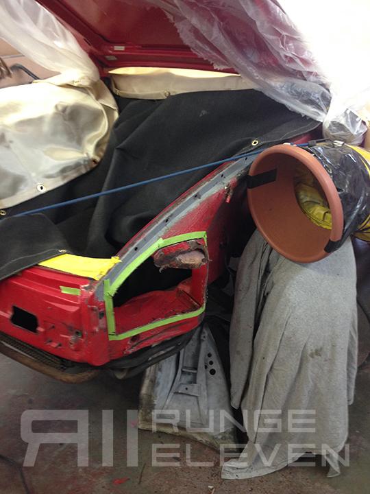 Porsche 911 Runge Coachwork Celette bodywork 30.JPG