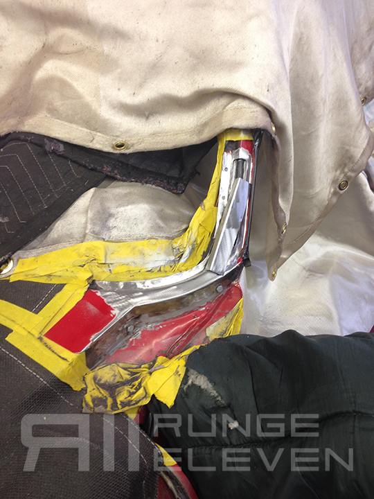Porsche 911 Runge Coachwork Celette bodywork 150.JPG