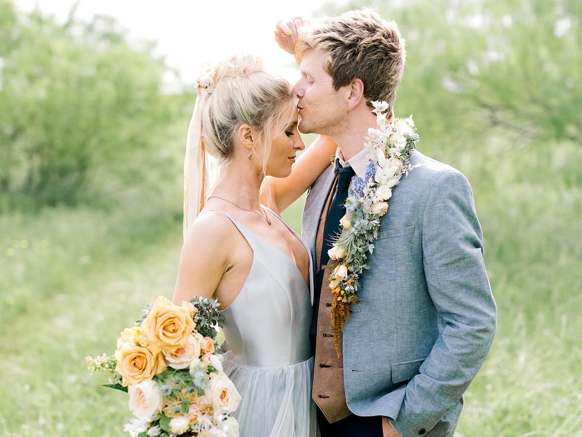 Elegant Countryside Wedding Florals