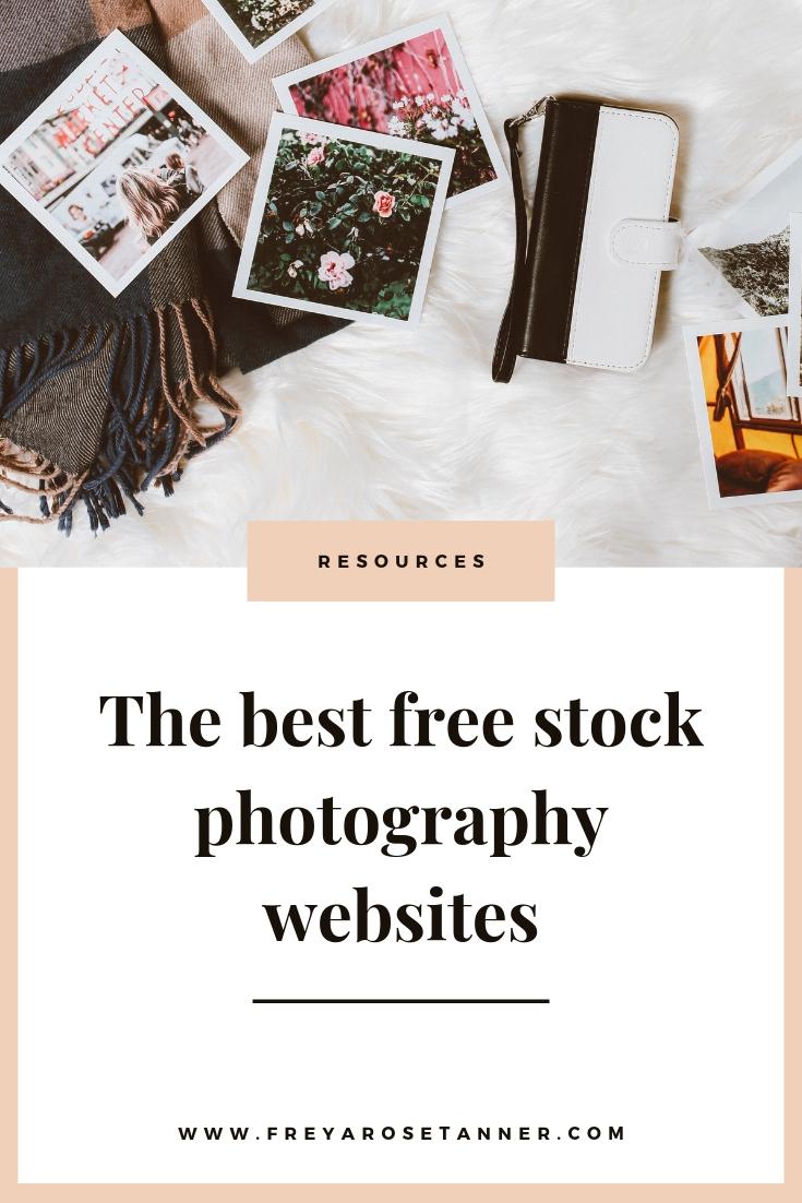 The best free stock photography websites Freya Rose Tanner.jpg
