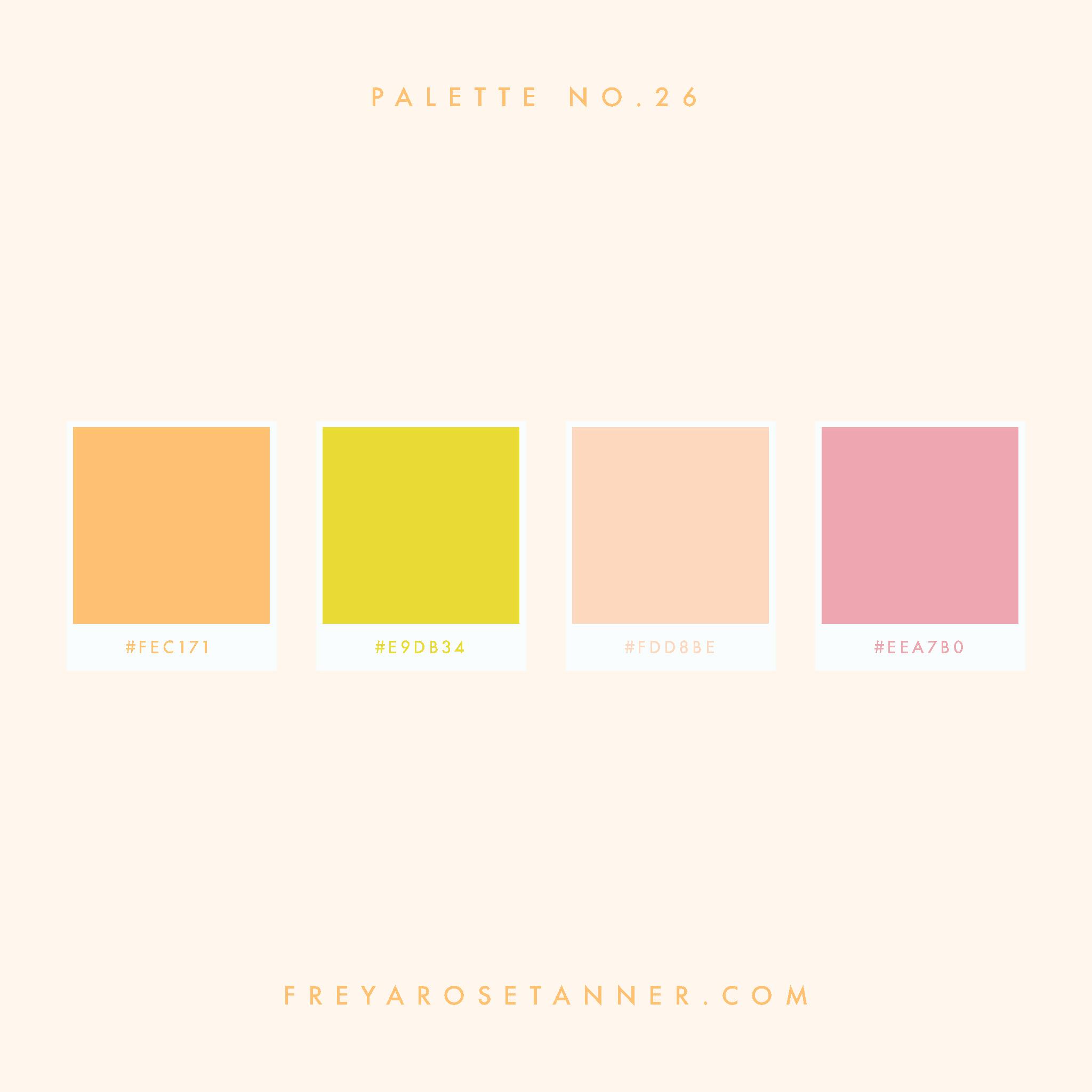 peach luminous bright yellow pastel baby pink Vibrant Colour palette no.26.jpg