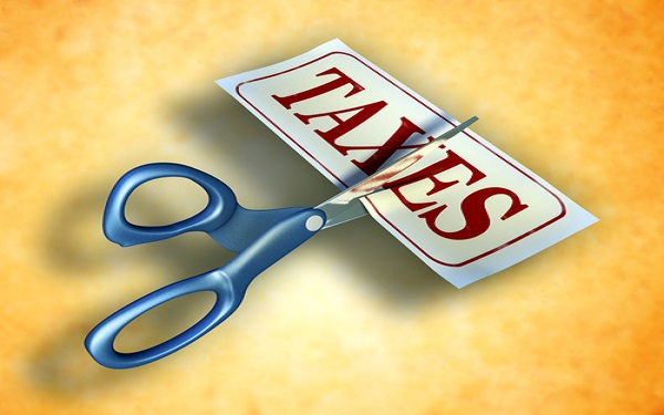 Cut Tax Rates -