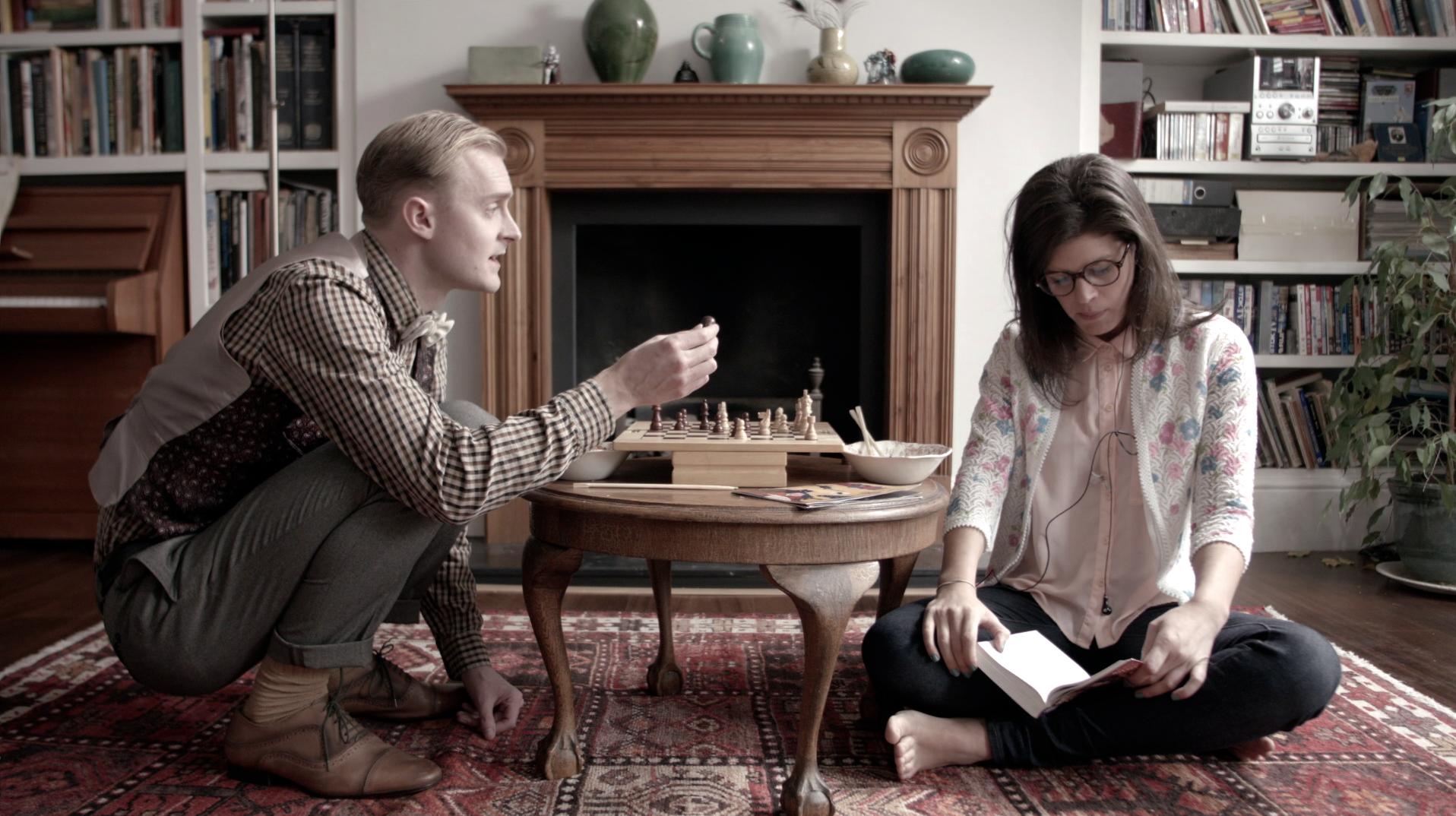 'Rice & Ryzi' Short Film. Dir:  Jeroen Bogaert . Best Costume Design Award,  The 48 Hour Film Project, London , 2015