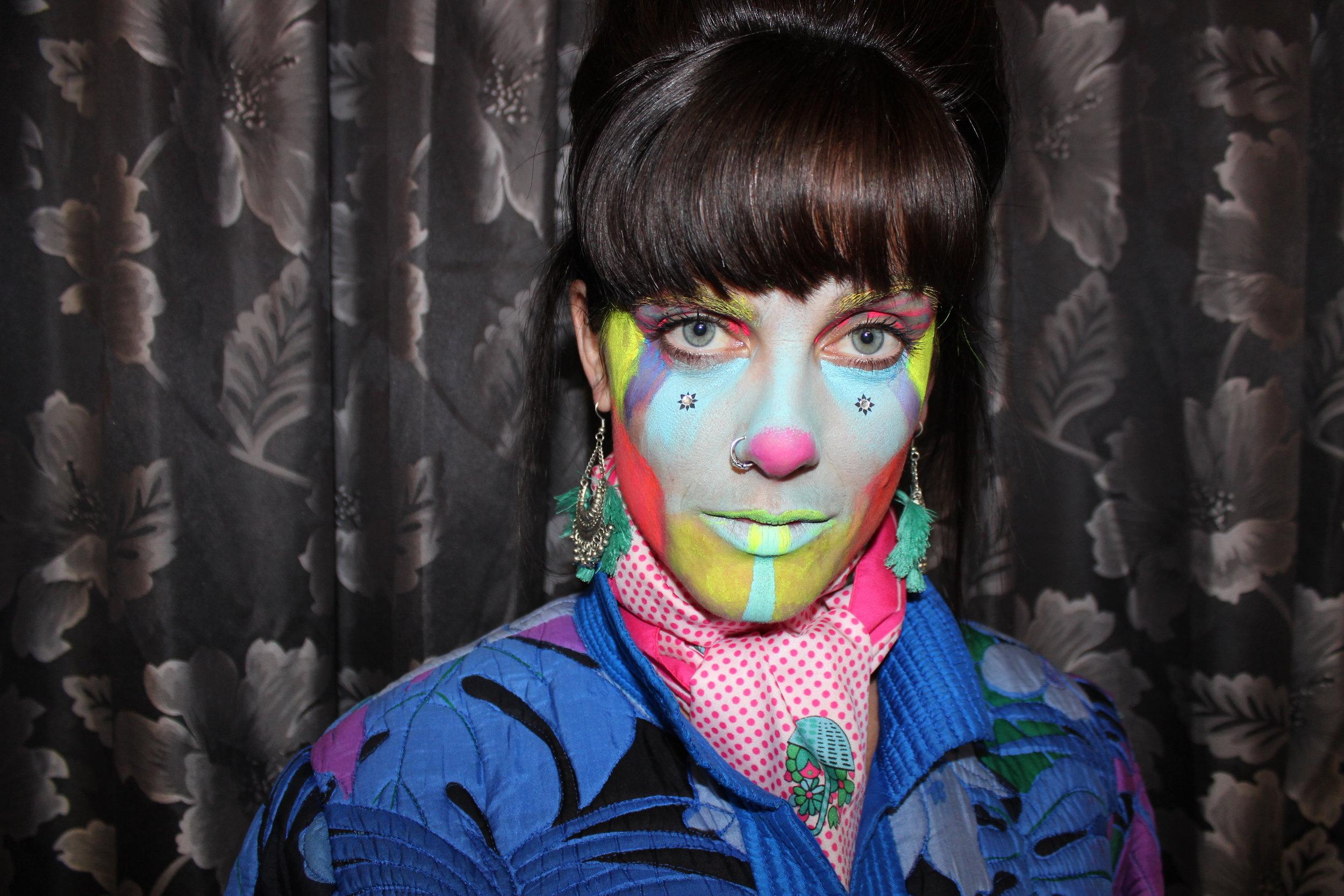 Sister Critter Get Weird Series 2. Photo by Me