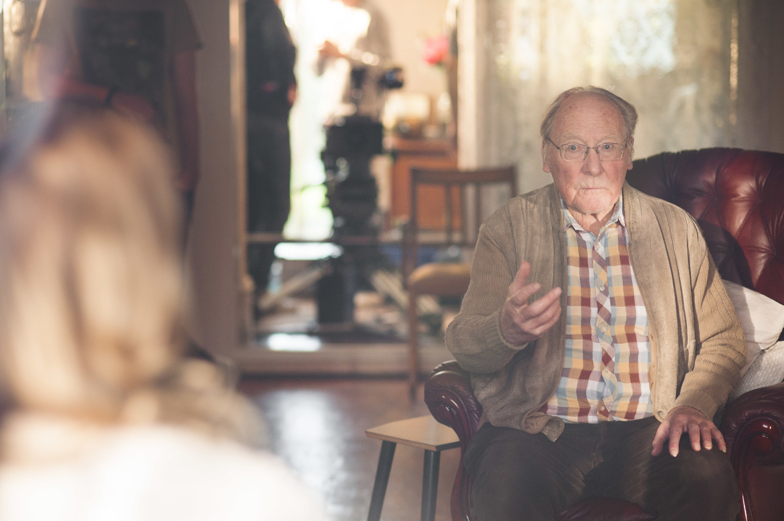 'Heritage' Short Film. Dir:  Justine Priestley, RBM . Photo:  Isaac Peral