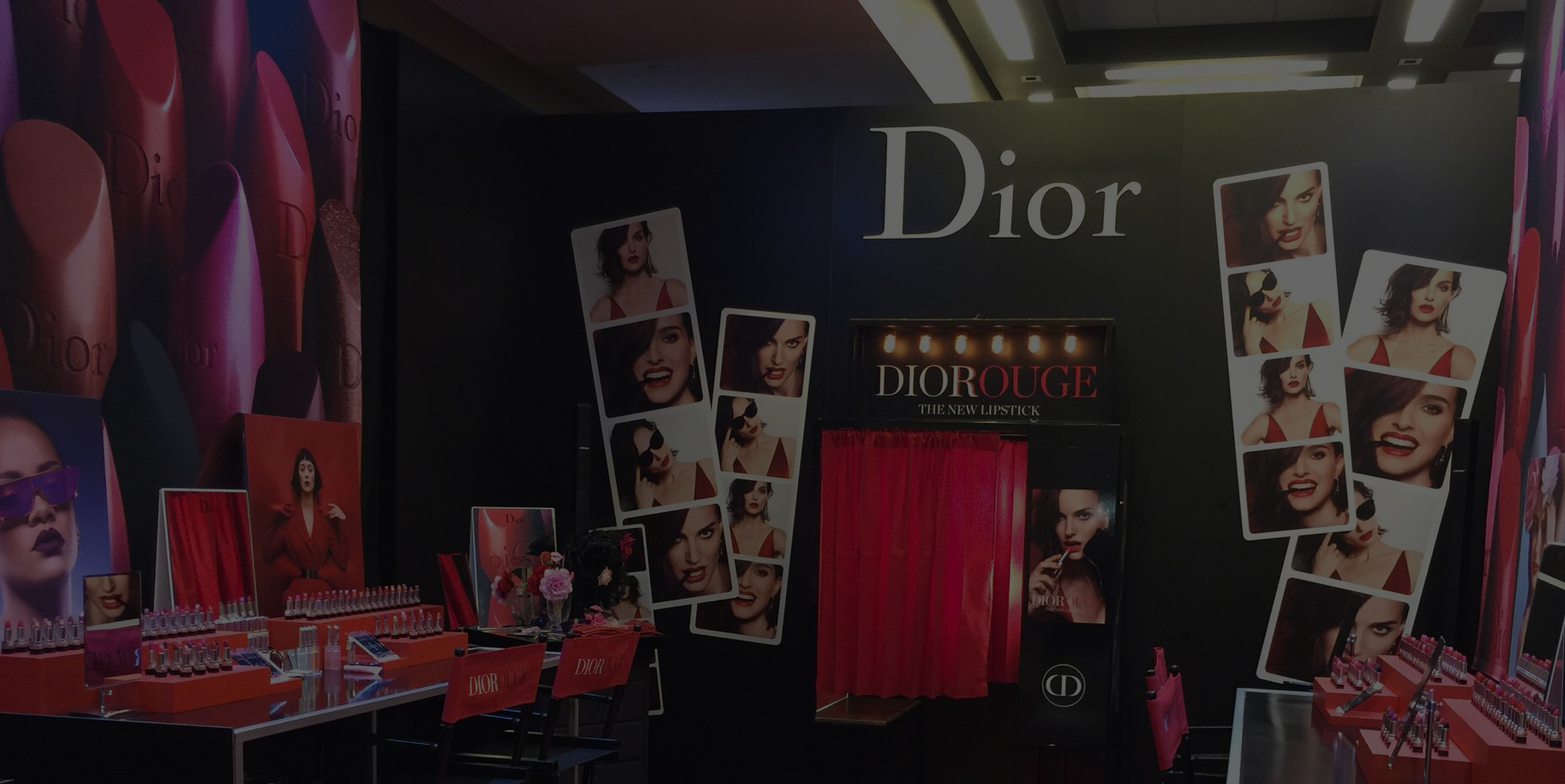 DIOR - LAUNCH PROJECT >>