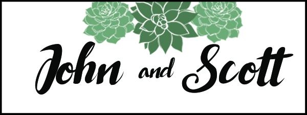 SUCCULENTS  4 images per photo strip  one line of text only