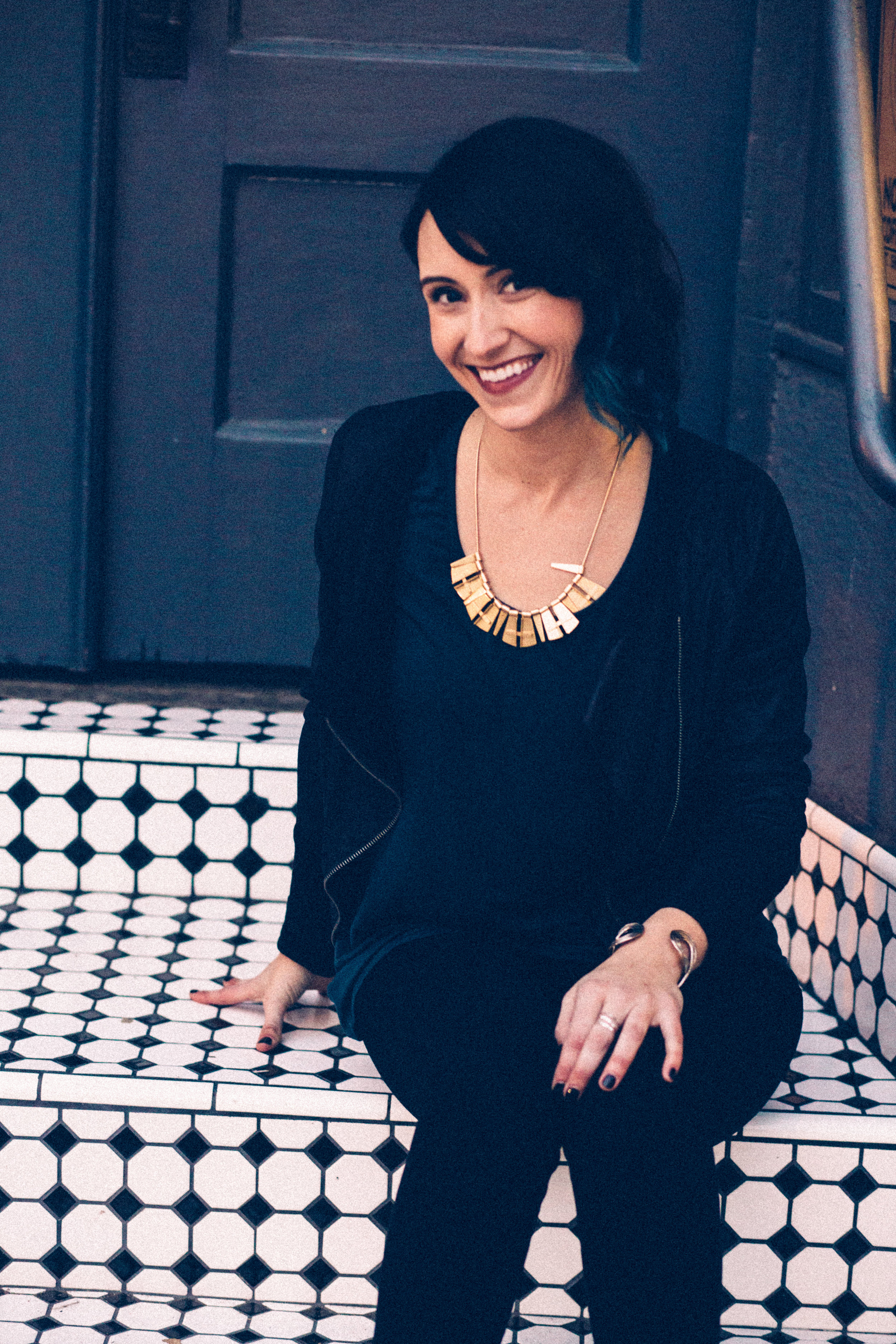 An Interview on Grieving and Loss with Melissa Forde   Nourish SF