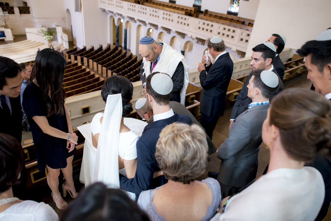 Planning a Japanese-American and Jewish Wedding | Nourish SF