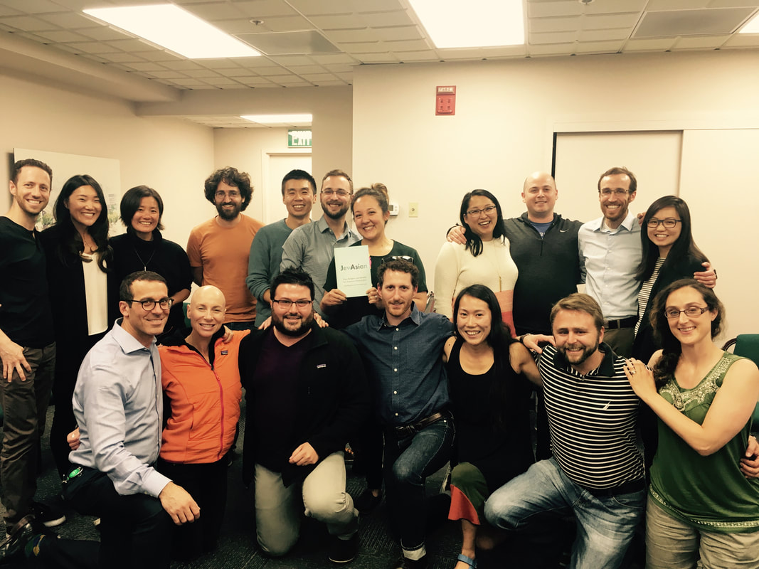 Lessons from Our JewAsian Conversation | Nourish SF