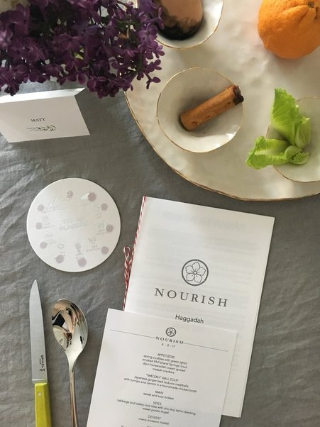 Passover 2017   Nourish SF