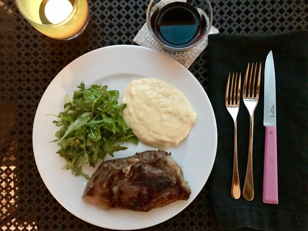 Valentine's Day Dinner for Two | Nourish SF