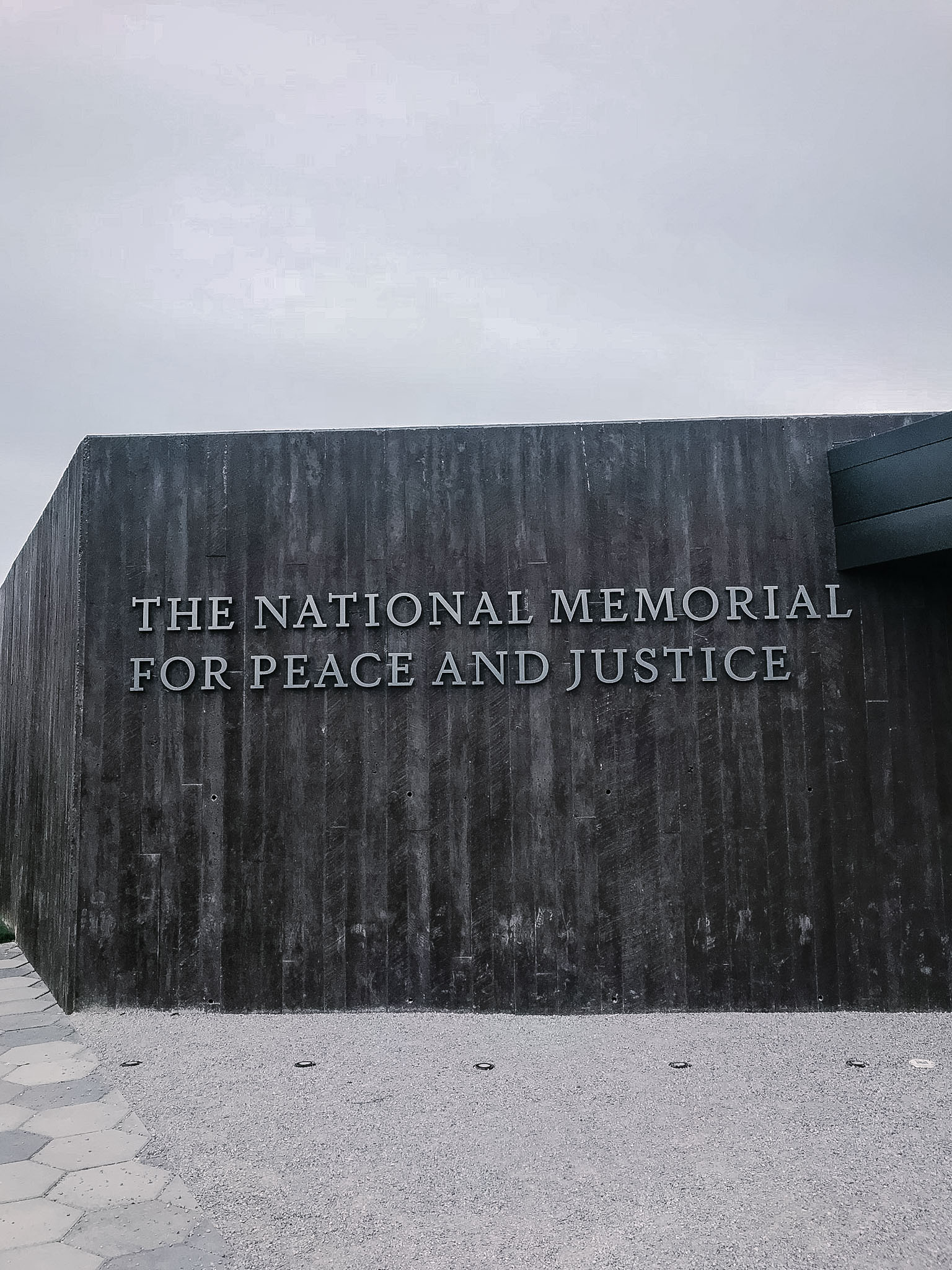 EJI Peace and Justice Memorial, Montgomery