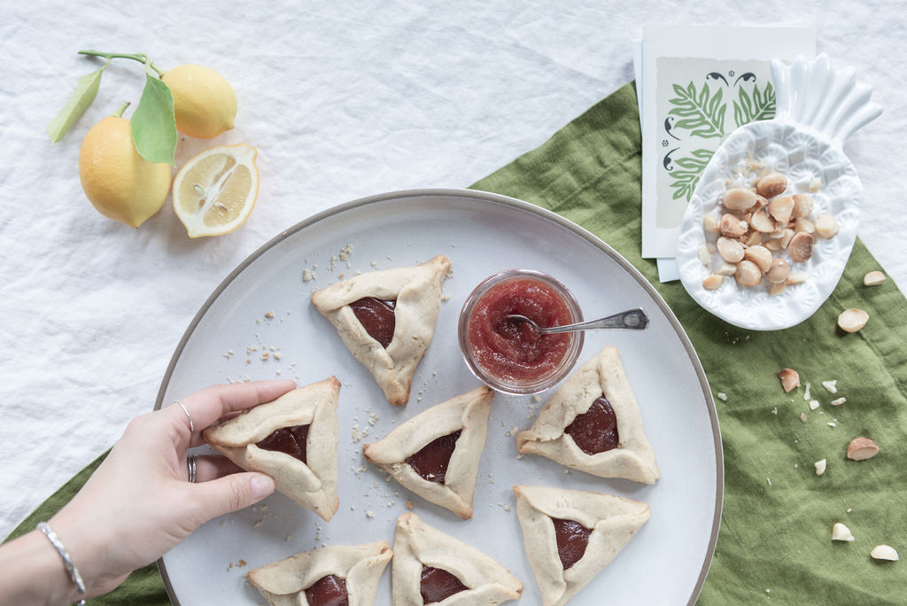 Nourish Co. Hawaii-Inspired Hamantaschen