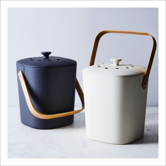 Nourish Co. Products | Bamboo Compost Bin