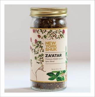Nourish Co. Products | Za'atar Seasoning