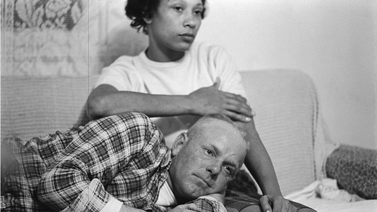 *Photo of Richard and Mildred Loving on their couch in Virginia, taken in 1965 by Grey Villet for TIME Magazine