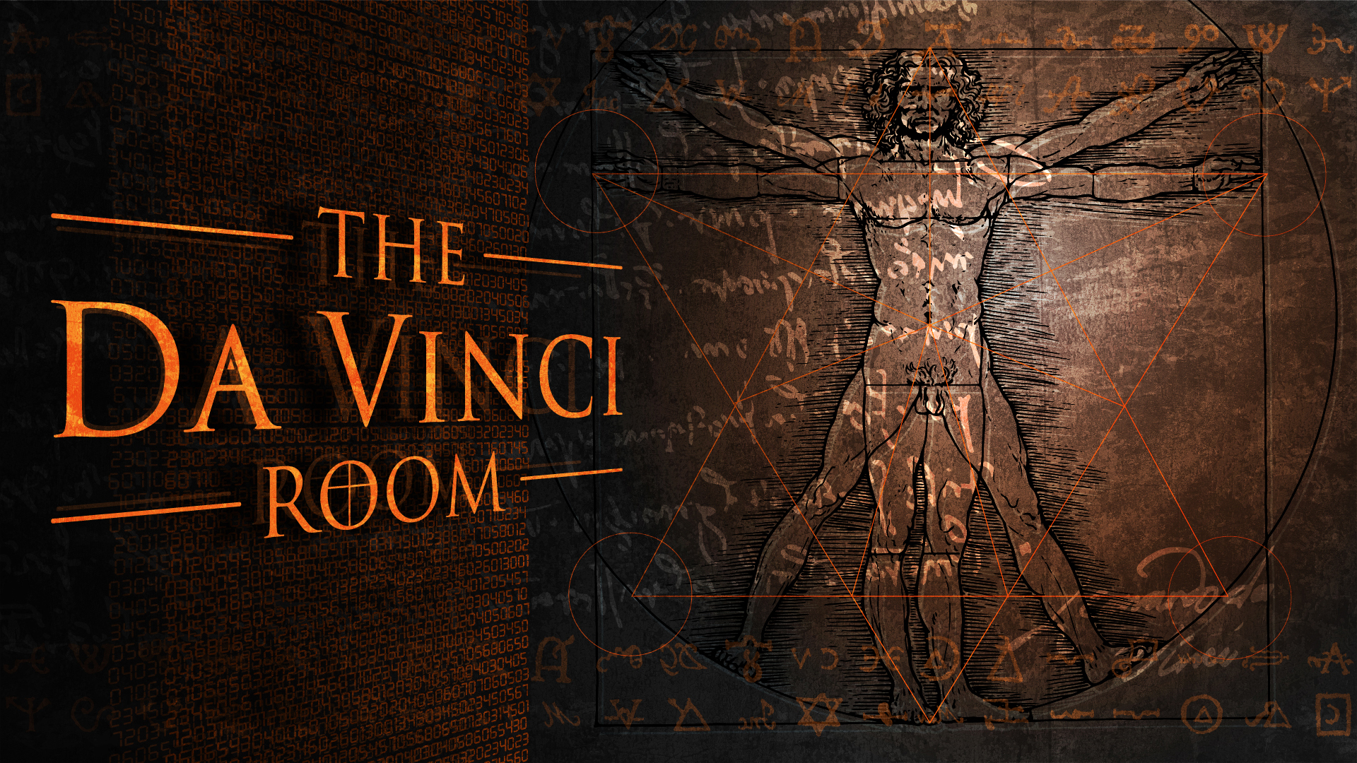the da vinci room - Our Da Vinci Room will see you take on the role of thief, but for the greater good. Dr John Albright has studied the workings of Da Vinci in great detail. He has amassed a considerable collection over the years, including what many believe to be the Holy Grail. Having gained his trust by helping him