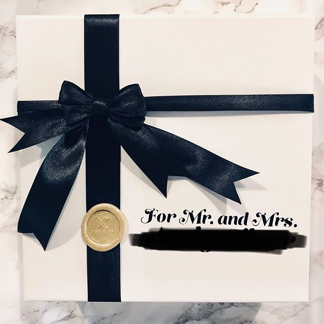 Know someone getting married? Request our wedding kit - not only do we customize it with special marriage-themed games and aphrodisiac pops, but we also deliver discreetly. 😇 @pandoraspops  #forgettheregistry #favoritebridesmaid #guestofhonor #weddinggift #sexperience #theKinkKit