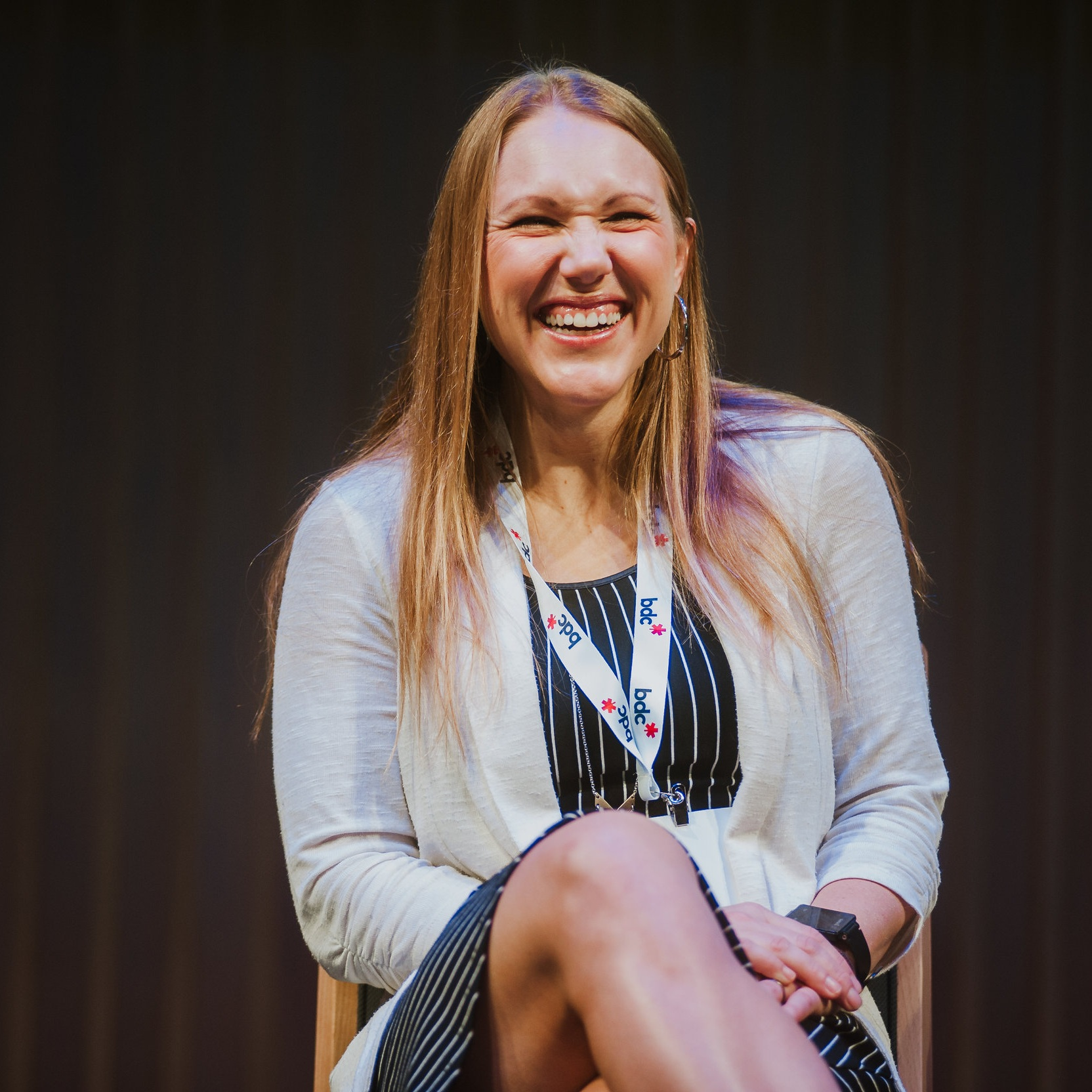 Opening Panel - Jen Panteluk