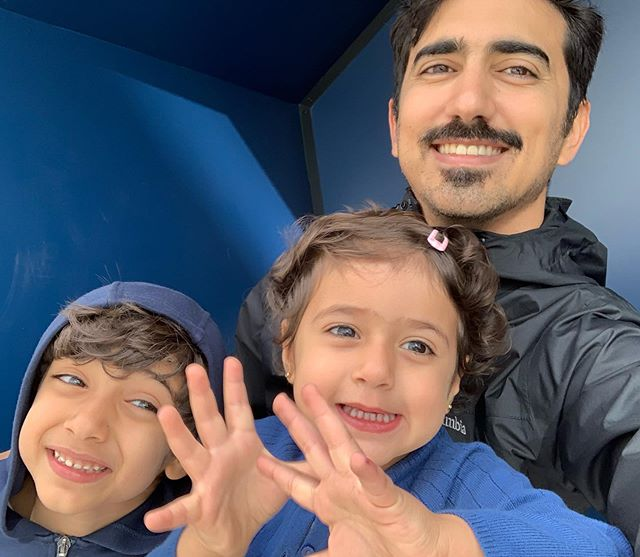 I was blessed with two Virgos with birthdays only a day apart! Sultan (5yrs) and Lubna (2yrs) and I can't help but think time is running like an open faucet. I spent the days dashing back home only to try and support @hindbeljafla who was already running the show. I promised myself I would always be there for every birthday. With this year Sultan became a young boy, learning about winning and losing, and Lubna's humour has come forward, is not far from her brothers. I learned this year to listen, and how much a small change in phrase means a lot to their understanding of the world. Sultan is copying mannerisms while Lubna is copying in language. Never forget that kids do a lot of learning by imitating their parents and those around them. Telling them what to do, is not as powerful as being a good example, and remembering they are always learning from what you do, is what I endeavour to remember everyday. Happy birthday Sultan and Happy Birthday Lubna, and may everyday be about learning and love!