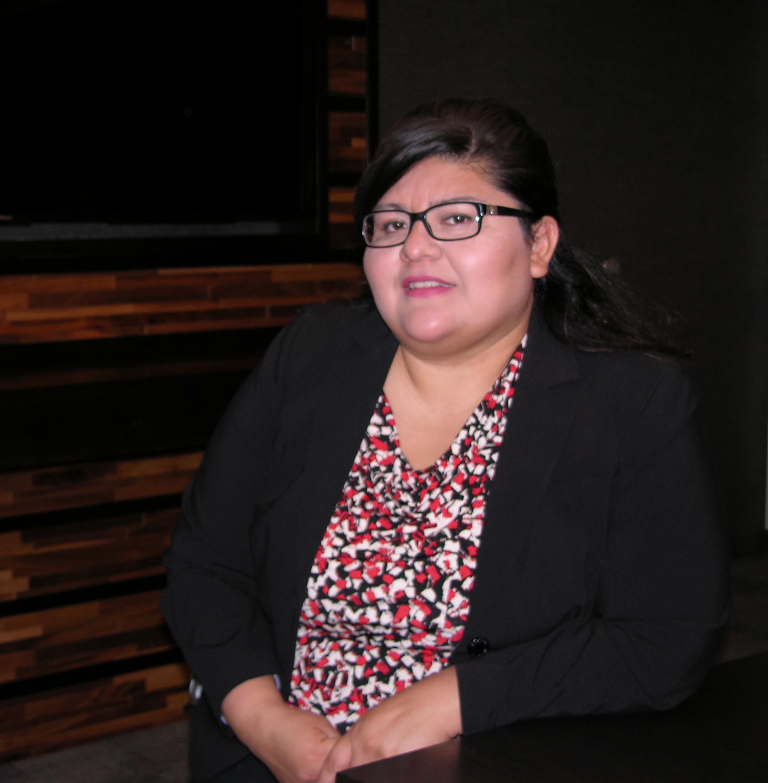 Elena Jimenez, Property Manager