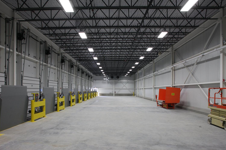 Berkshire Refrigerated Warehouse