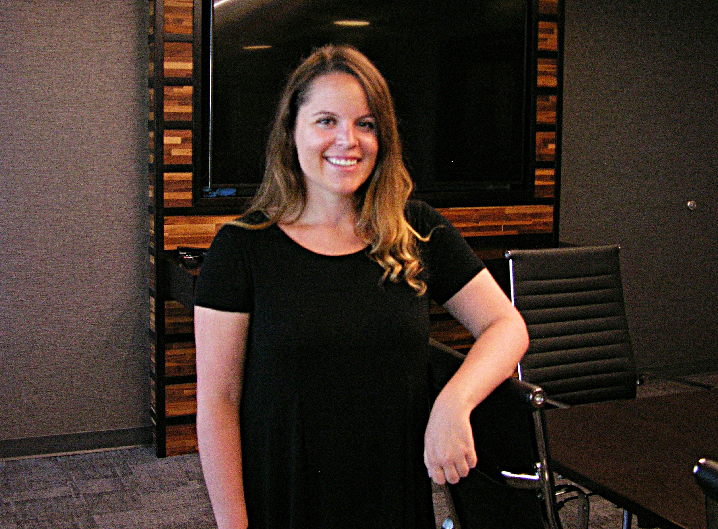Allison Heraty, Director of Marketing and Communications