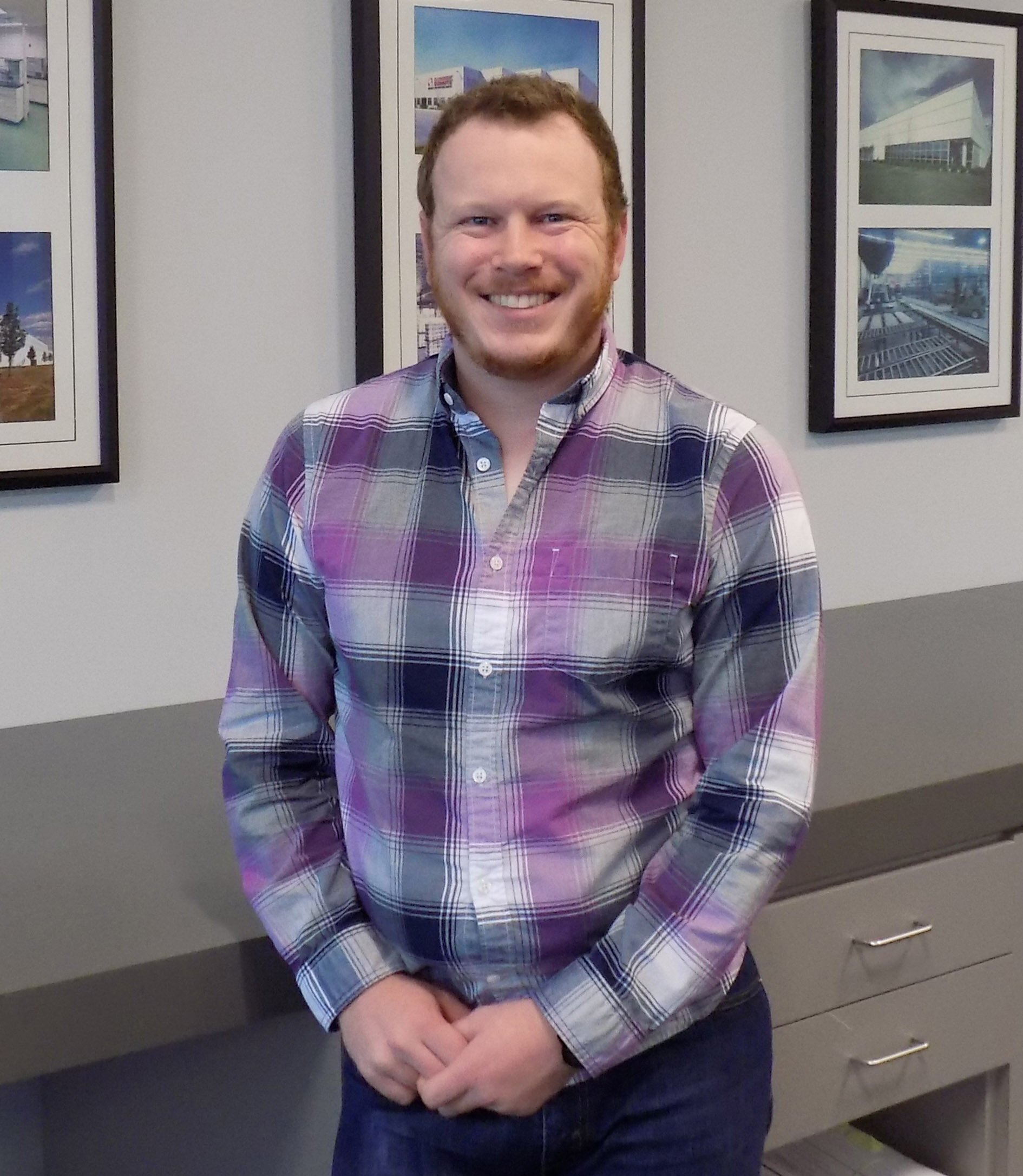 Andrew Maul, Project Engineer