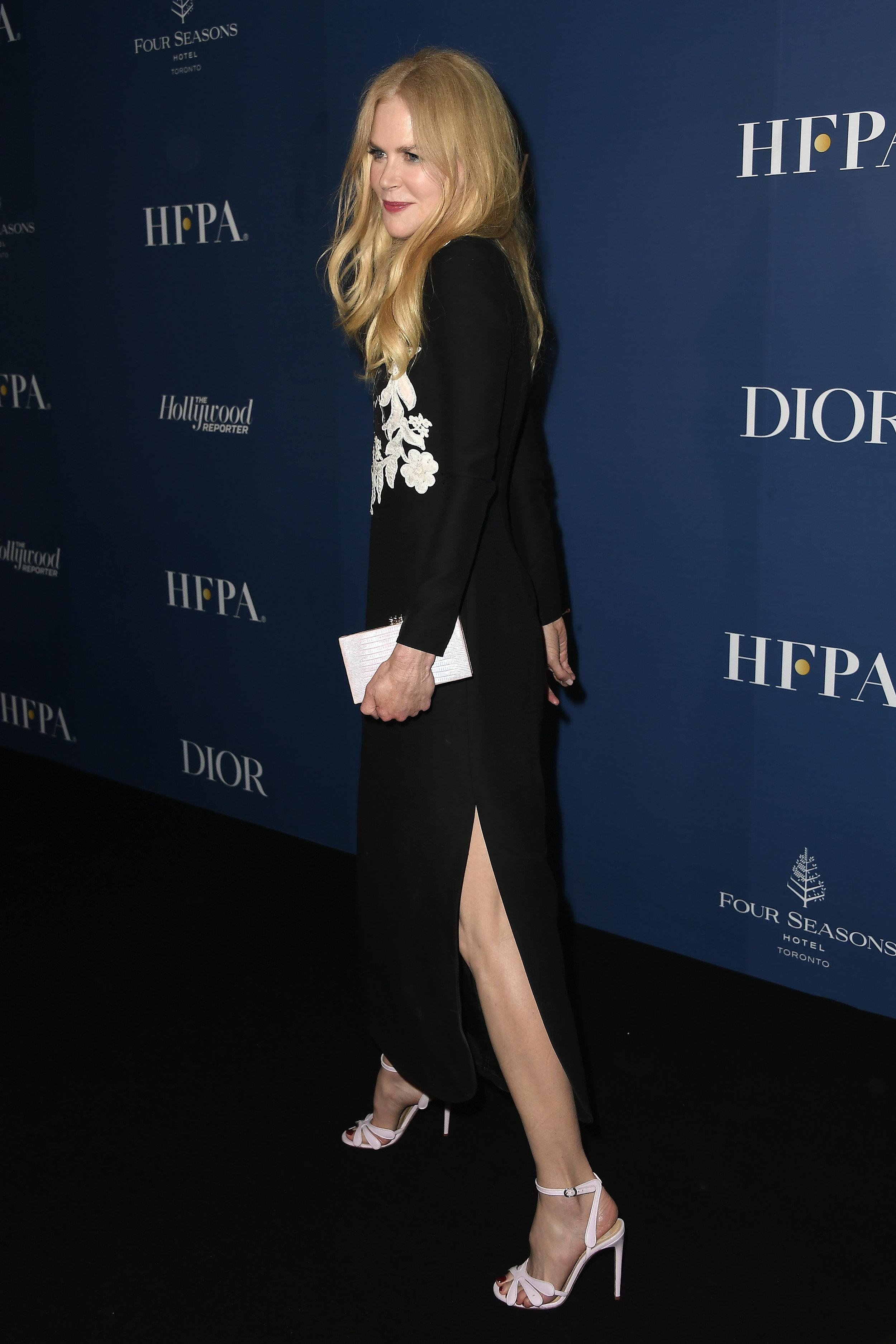 Nicole Kidman wears Clara