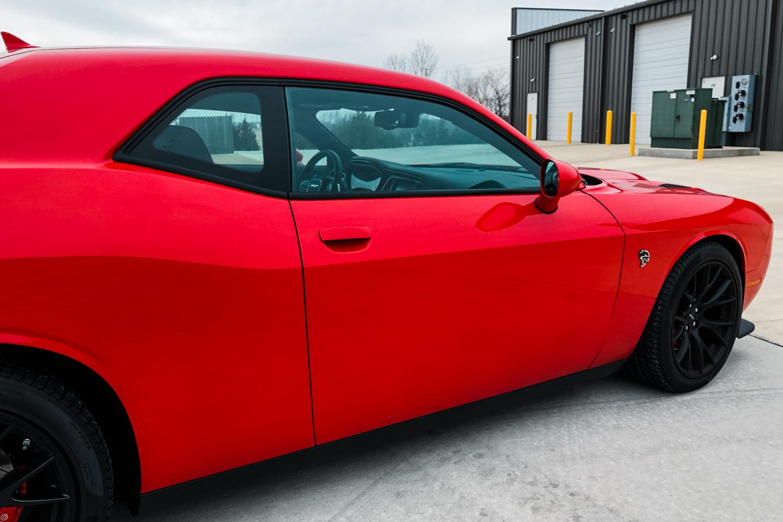 Dodge Challenger Hellcat-Window Tint-Window Film-XPEL Clear Bra-XPEL Paint Protection Film-Wichita Clear Bra-203.jpg