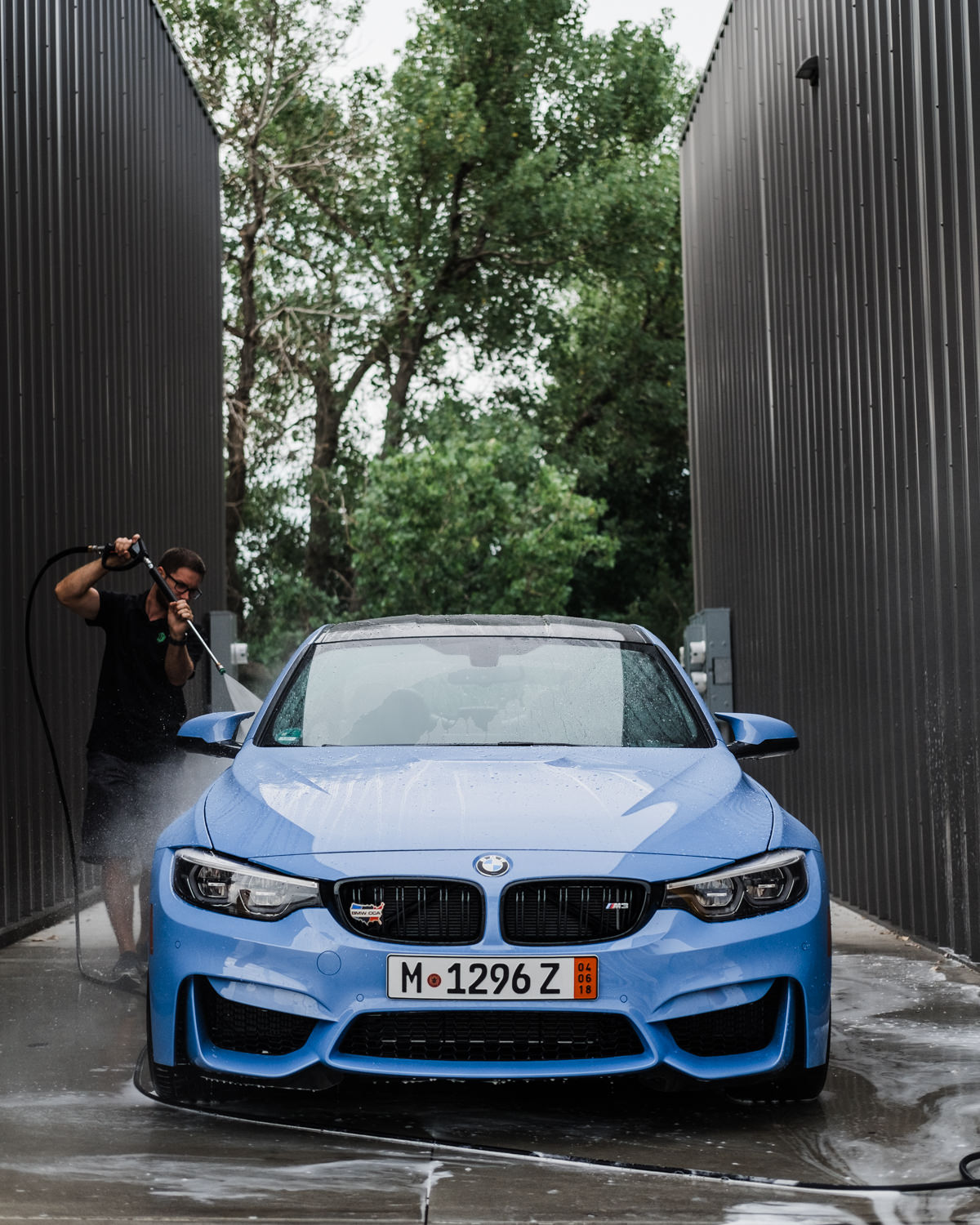 Bmw M3 F80 Xpel Paint Protection Film Ceramic Pro Wichita Clear Bra Ceramic Coatings Paint Protection Film And Window Tint