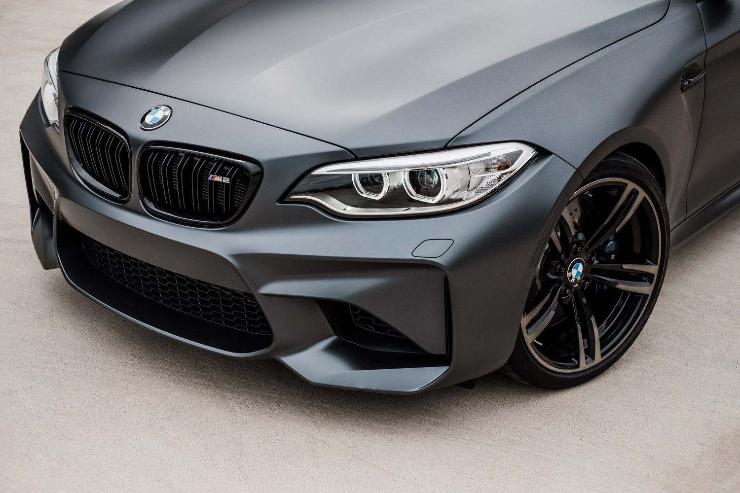 Full XPEL Stealth wrap - BMW M2