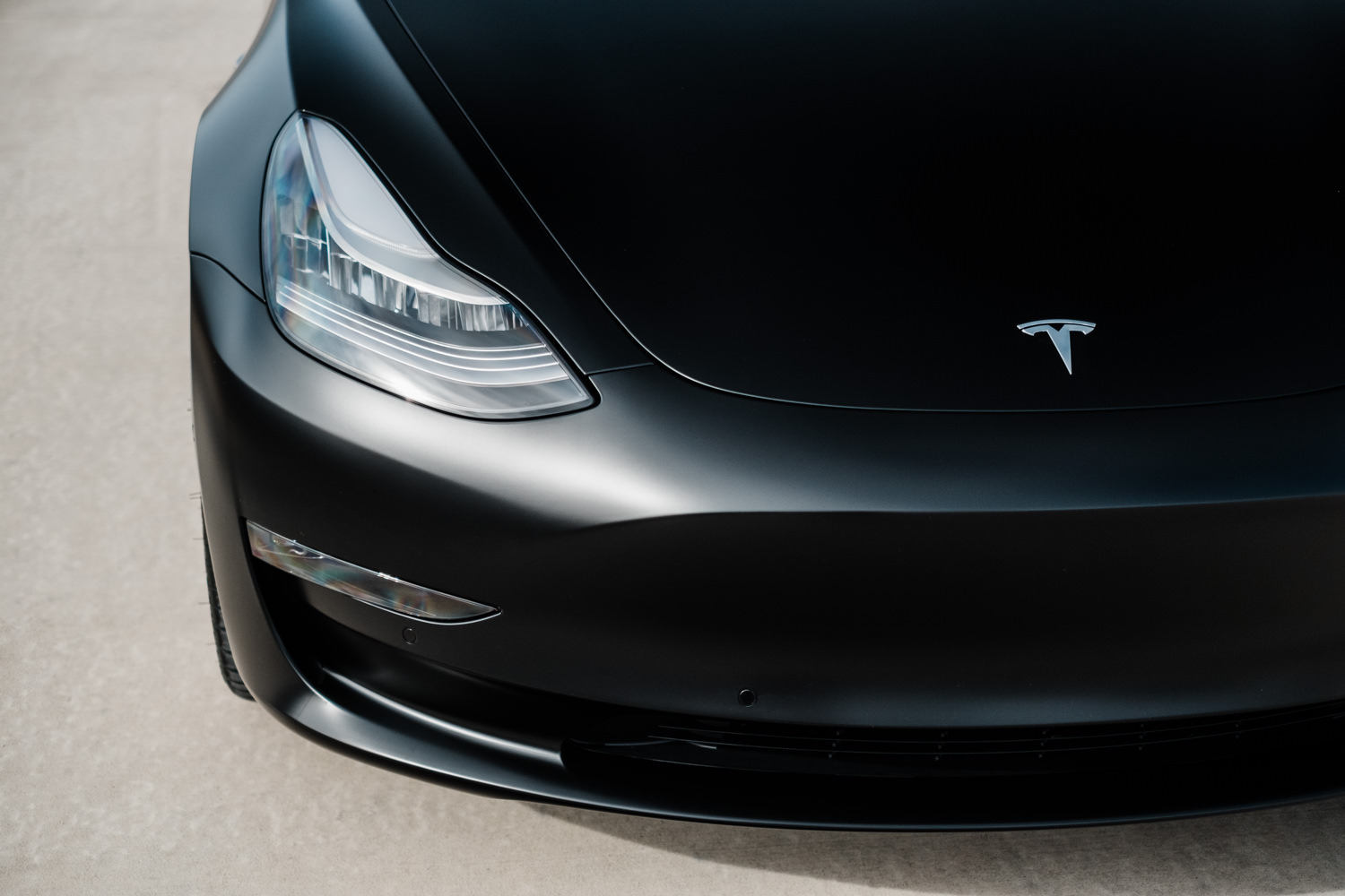 Full xpel stealth wrap - TESLA MODEL 3