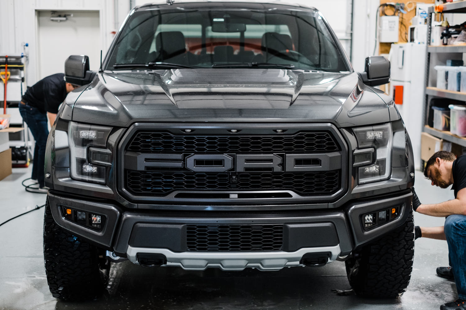 Ceramic Pro Coating >> Ford Raptor Griot S Garage Ceramic Pro Coating Wichita Clear