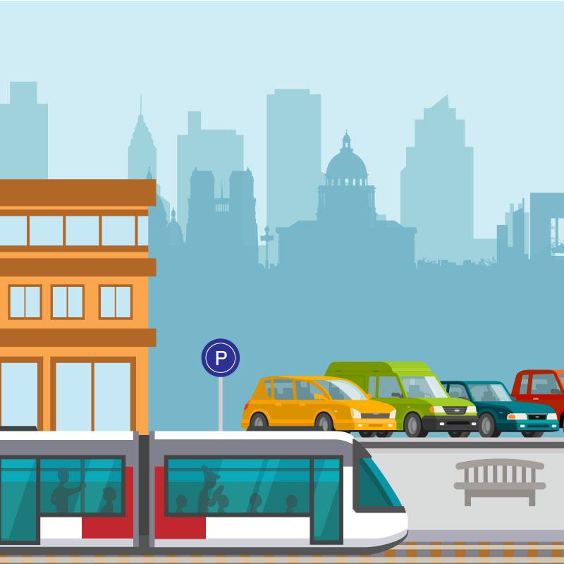 Proposition #15 - Créer de vrais hubs de mobilité pour permettre aux utilisateurs de changer de mode facilement et à un prix compétitif, et notamment passer de la voiture particulière ou du transport à la demande au transport collectif régulier