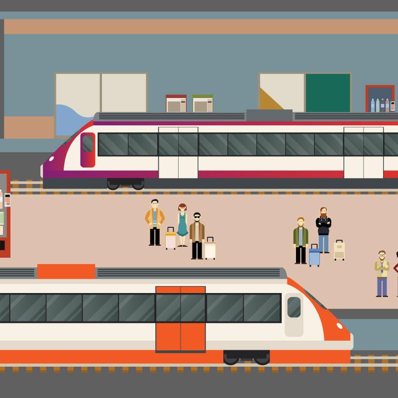 Proposition #23 - Focaliser le rôle des pouvoirs publics sur la création des conditions favorables à une mise en concurrence saine, adaptée à chaque métier (plateformes de mobilité, opérations de transport, infrastructures) et à chaque mode (transport collectif régulier, transport à la demande), pour promouvoir l'innovation et améliorer la qualité de service au bénéfice des utilisateurs