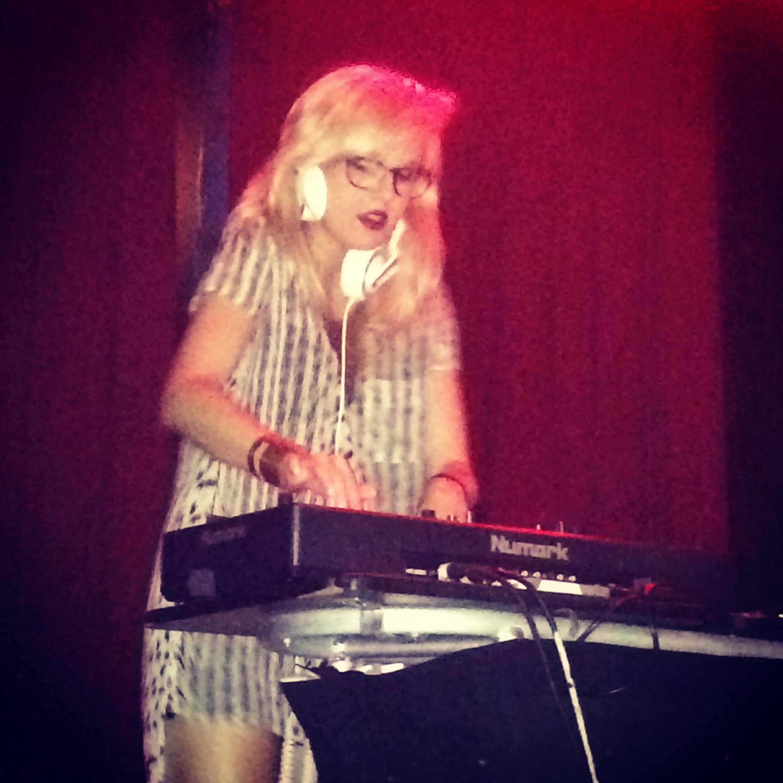 DJ Allison Kinney