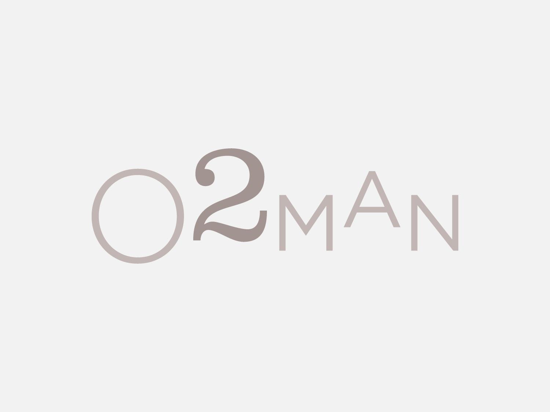 o2man – Logo, 2019