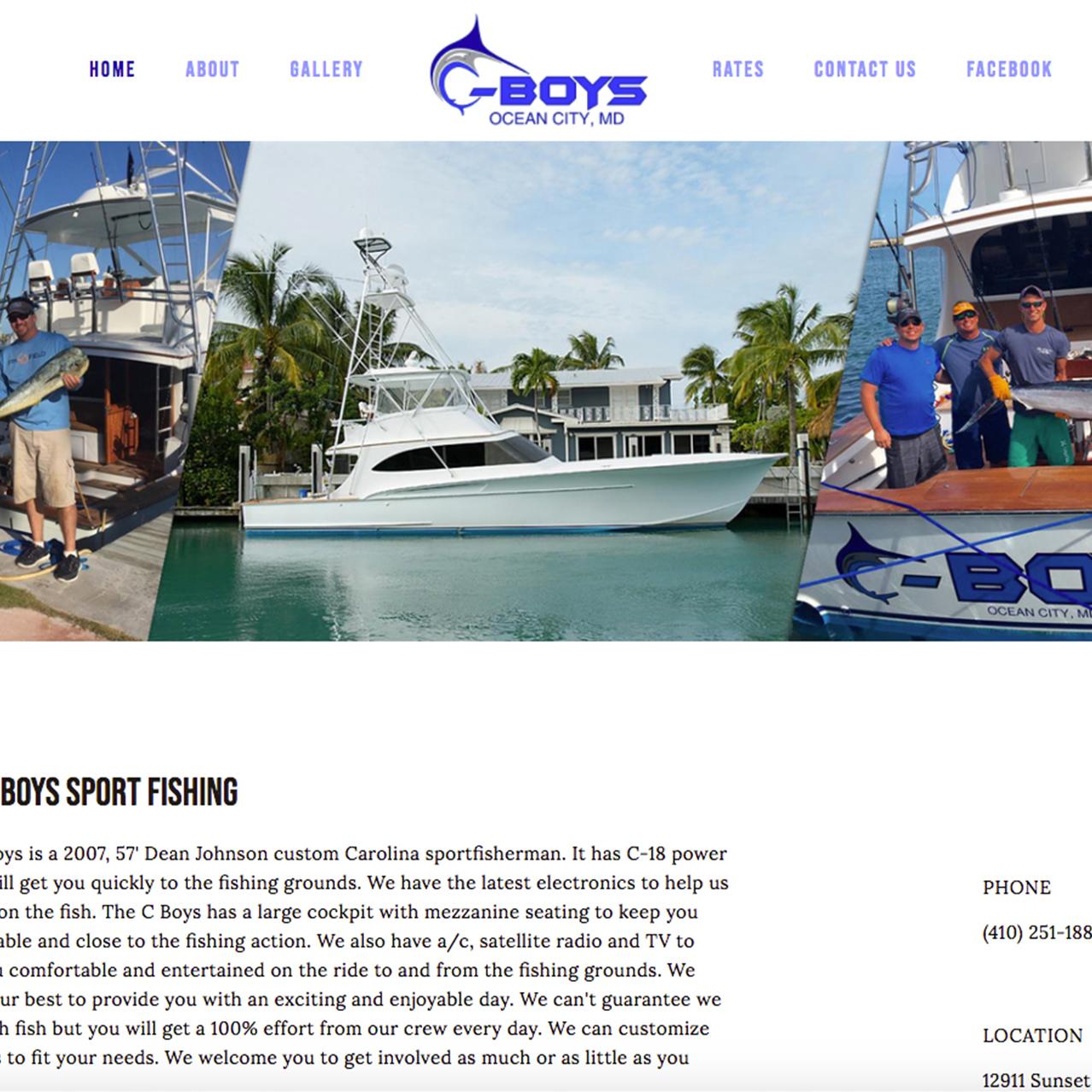 Cboys Sportfishing