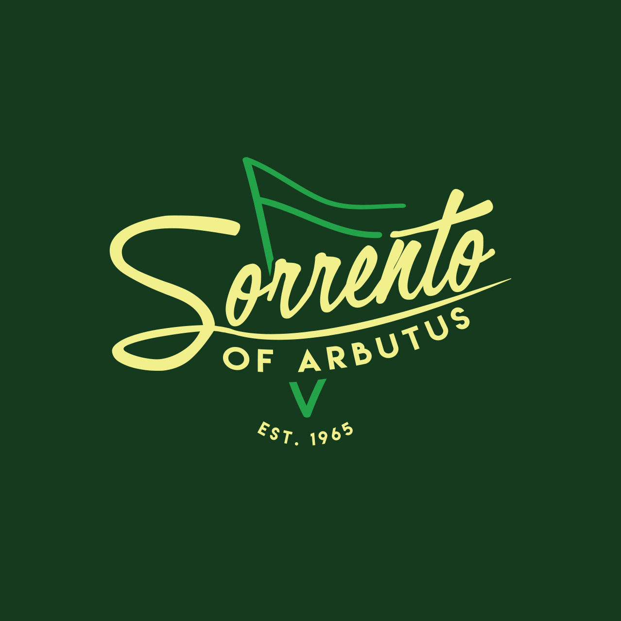Sorrento of Arbutus
