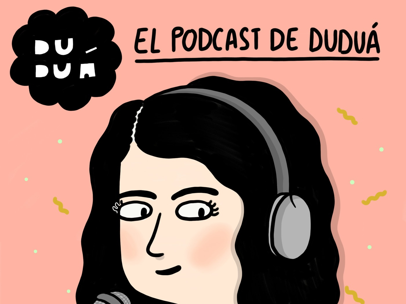 Podcast interview with Alicia from Dudua, Barcelona 2018. -